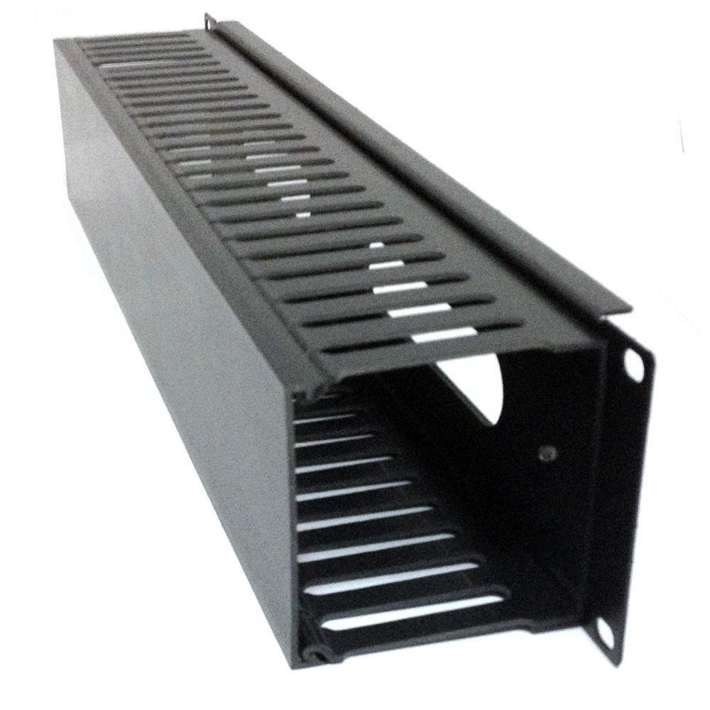 2u Box Type Cable Management