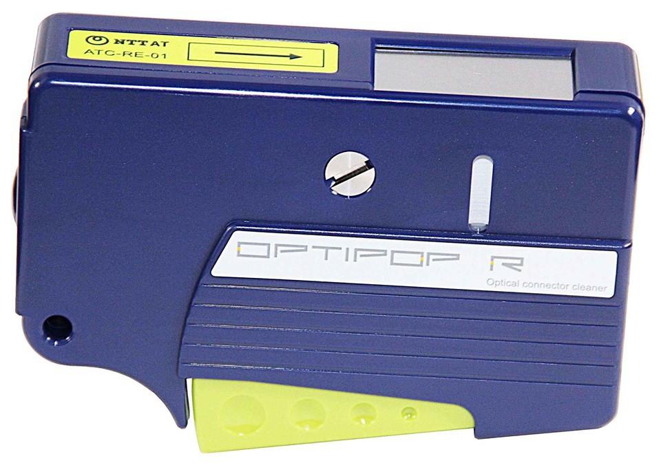 FCEC optipop fiber optic connector cleaner