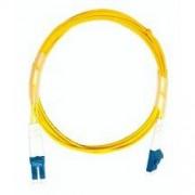 LC to LC SM 9/125um OS2 G655 2mm Duplex Fiber Optic Patch Cord 3Mtr Optictronic